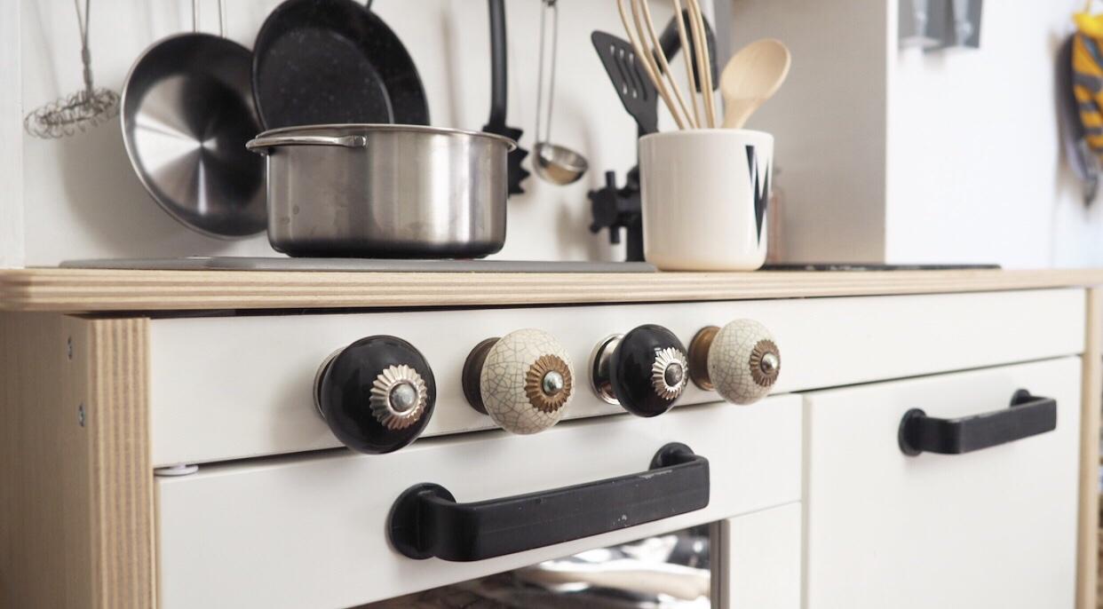 Kinderkuche Unsere Ikea Duktig Paulinchen Blog