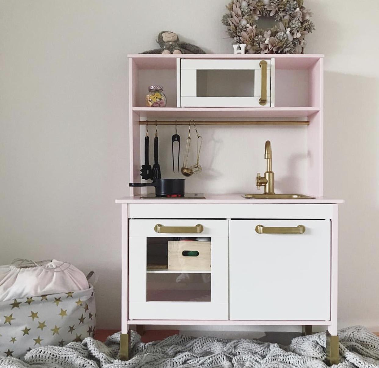 Kinderküche Unsere Ikea Duktig Paulinchenblog